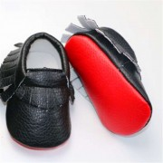 8731855a37e00 Chaussure RED BABY franges chausson louboutin