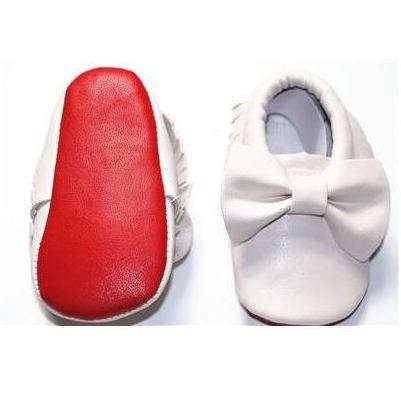 pas mal 90f72 882c4 Chaussure RED BABY noeud
